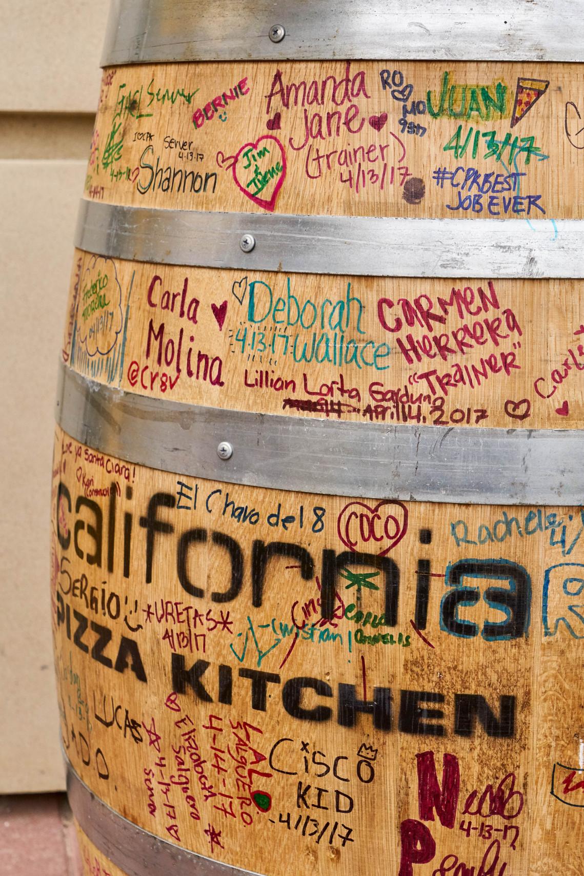 california pizza kitchen architectural photographer san