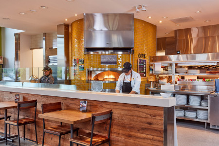California Pizza Kitchen : Architectural Photographers | Russell ...