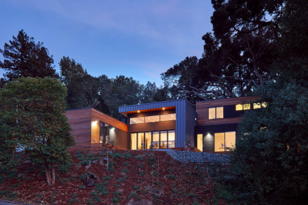 Spring Rd House,  James D Rogers Builder. Design by Sagemodern.
