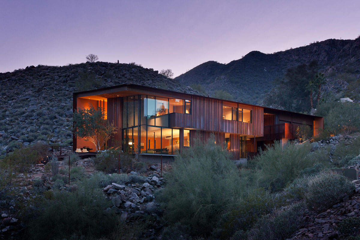 Scottsdale House by Will Bruder, Architect.
