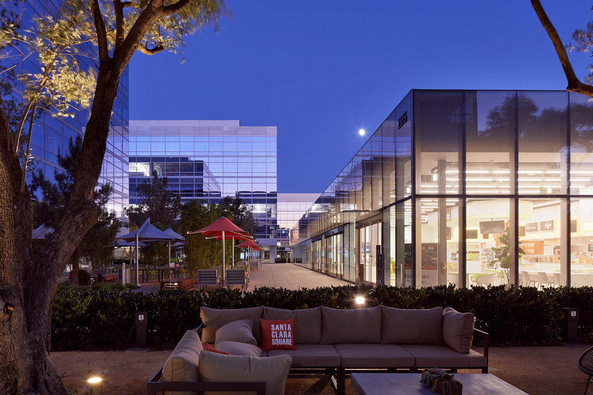 Santa Clara Square, The Irvine Company and Pei Cobb Freed & Partners