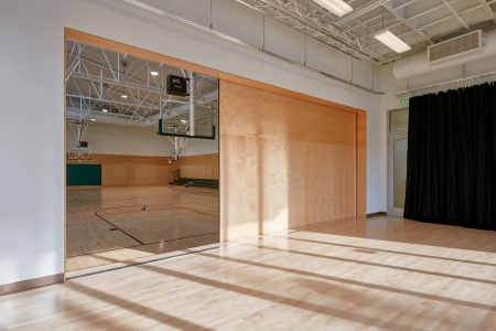 Charles Porter Golden Gate Recreation Center, Shah Kawasaki Architects