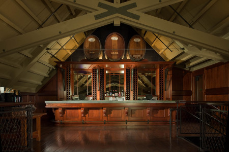 Francis Ford Coppola Winery, Arcanum Architecture