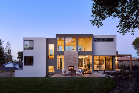 Menlo Park Residence Architectural Photographers