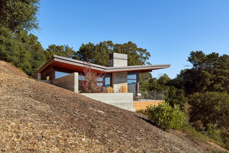 Orinda Residence, ODS Architecture