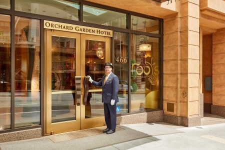 The Orchard Garden Hotel, San Francisco
